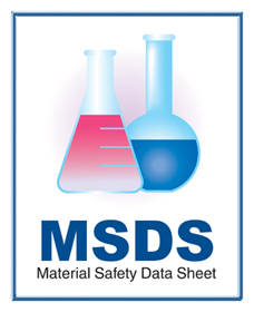 Magic Blue MSDS Sheet